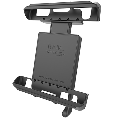 RAM-HOL-TABL8U - RAM Tab-Lock Tablet Holder for Apple iPad Pro 9.7 with Case + More