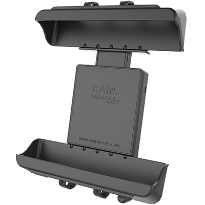RAM-HOL-TABL9U - RAM Tab-Lock Tablet Holder for Panasonic Toughpad FZ-A1 with Case
