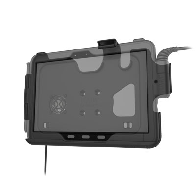 RAM-HOL-TC-SAM54FU - RAM Tough-Case Holder with Fan for Samsung Tab Active Pro