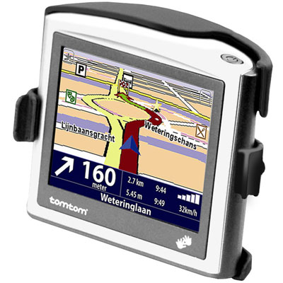 RAM-HOL-TO4U - RAM Form-Fit Cradle for TomTom ONE 2nd & 3rd Editions