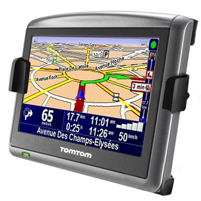 RAM-HOL-TO5U - RAM Form-Fit Cradle for TomTom ONE XL & XLS