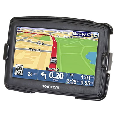 RAM-HOL-TO8U - RAM Form-Fit Cradle for TomTom Start 45, XL 325, XL 330, XL 350 + More