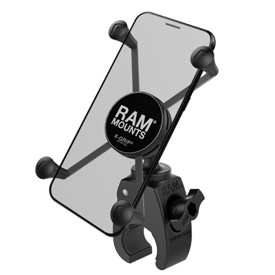 RAM-HOL-UN10-400U - RAM X-Grip Large Phone Mount with RAM Snap-Link Tough-Claw