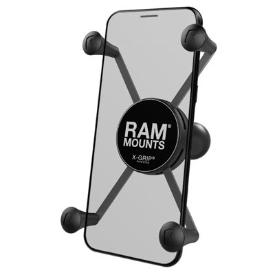 RAM-HOL-UN10BCU - RAM X-Grip Large Phone Holder with Ball