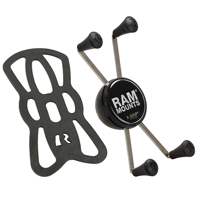 RAM-HOL-UN10U - RAM X-Grip Large Phone Holder with RAM Snap-Link Socket