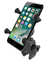 RAM-HOL-UN7-400U - RAM Tough-Claw™ Mount with Universal X-Grip® (Patented) Phone Cradle