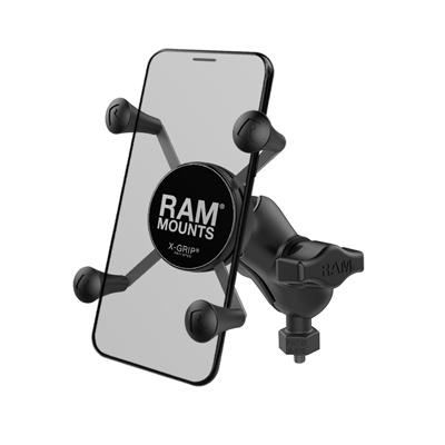 RAM-HOL-UN7B-A-379-M616U - RAM X-Grip Phone Mount with RAM Tough-Ball M6-1 x 6mm Base