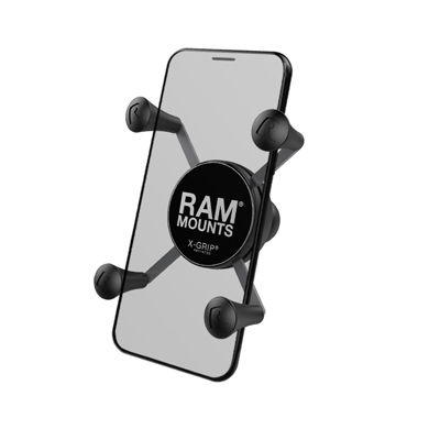 "RAM-HOL-UN7BU - UNPKD RAM X-GRIP UNIVERSAL HOLDER W/ 1"" BALL"