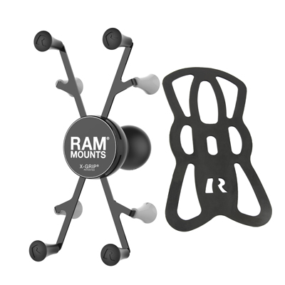 "RAM-HOL-UN8BCU - RAM X-Grip Universal Holder for 7""-8"" Tablets with Ball"