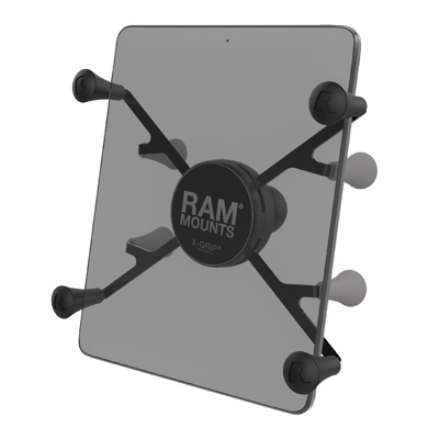 "RAM-HOL-UN8BU - RAM X-Grip Universal Holder for 7""-8"" Tablets with Ball"