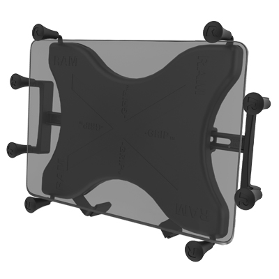 "RAM-HOL-UN9U - RAM X-Grip Universal Holder for 9""-10"" Tablets"