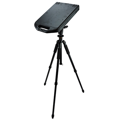 RAM-TRIPOD1-HC1U - RAM Hand-Case with Adjustable Tripod