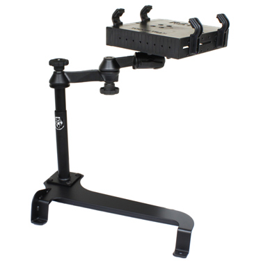 RAM-VB-132-SW1 - RAM No-Drill Laptop Mount for '06-13 Honda Ridgeline