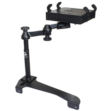 RAM-VB-135-SW1 - RAM No-Drill Laptop Mount for '05-11 Honda CR-V + More