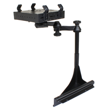 RAM-VB-140-SW1 - RAM No-Drill Laptop Mount for National Seating Captain's Chair