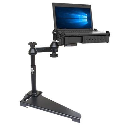 RAM-VB-152-SW1 - RAM No-Drill Laptop Mount for '01-12 Ford Escape + More