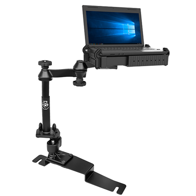 RAM-VB-161-SW1 - RAM No-Drill Laptop Mount for '08-12 Ford Taurus + More