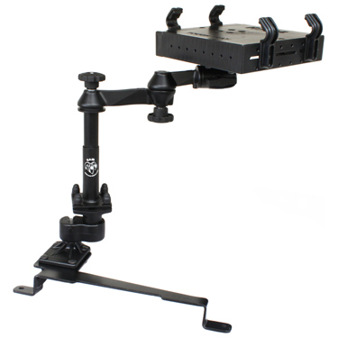 RAM-VB-163-SW1 - RAM No-Drill Laptop Mount for '05-08 Honda Pilot + More