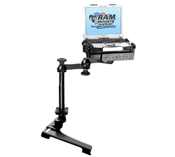 RAM-VB-166-SW1 - RAM No-Drill Laptop Mount for '04-06 Ford Expedition EL + More