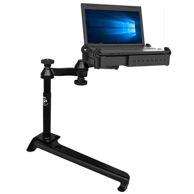 RAM-VB-179-SW1 - RAM No-Drill Laptop Mount for '14-15 Toyota Prius + More