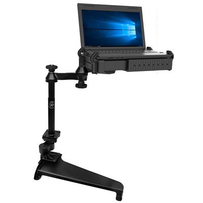 RAM-VB-180-SW1 - RAM No-Drill Laptop Mount for '07-21 Toyota Tundra + More