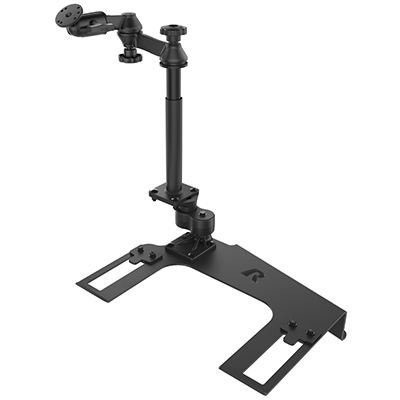 RAM-VB-193-SW2 - RAM No-Drill Mount for '14-19 Chevrolet Silverado + More
