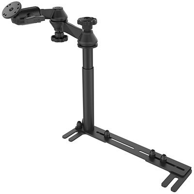 RAM-VB-196-SW2 - RAM No-Drill Universal Vehicle Floor Mount