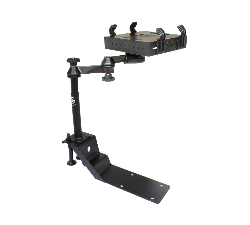 RAM-VBD-101-SW1 - RAM Universal Drill-Down Vehicle Laptop Mount