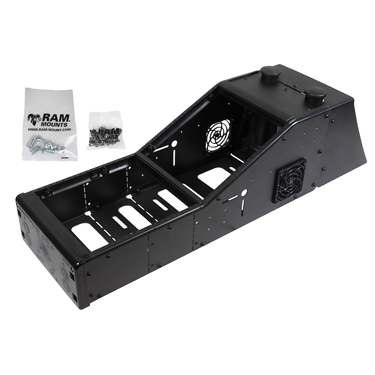 RAM-VCA-113 - RAM TOUGH-BOX ANGLE CONSOLE FPI SEDAN