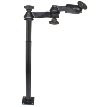 "RAM-VP-SW1-1218 - RAM DBL SWING ARM 12"" MALE 18"" FEMALE"