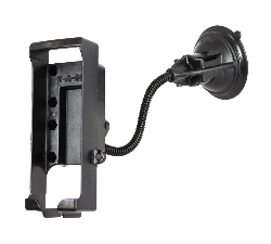 RAP-105-6224-GA1U - RAM Twist-Lock Suction with RAM Flex-Arm for Garmin GPS 12 + More