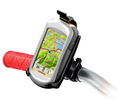 RAP-274-1-GA31U - RAM EZ-On/Off Bicycle Mount for Garmin Approach G5, Oregon 200 + More