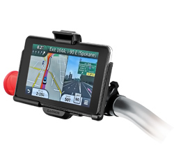 RAP-274-1-GA39 - RAM EZ-On/Off Bicycle Mount for Garmin nuvi 3450, 3790LMT + More