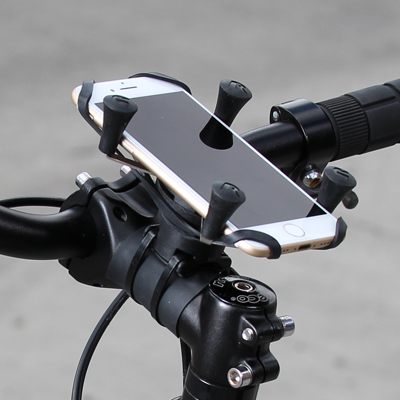 Bicycle Phone Mount >> Ram X Grip Phone Mount With Ram Ez On Off Bicycle Base