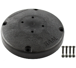 "RAP-291U - RAM 6"" DIA. SUPPORT BASE FOR AMPS BASE"