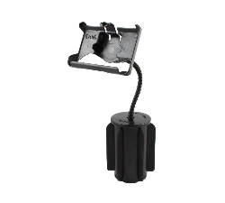 RAP-299-2-GA26U - RAM-A-CAN II Cup Holder Mount for Garmin nuvi 765T, 775T, 785T + More