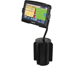 RAP-299-2-TO10U - RAM-A-CAN II Cup Holder Mount for TomTom Start 55, XXL 550 + More