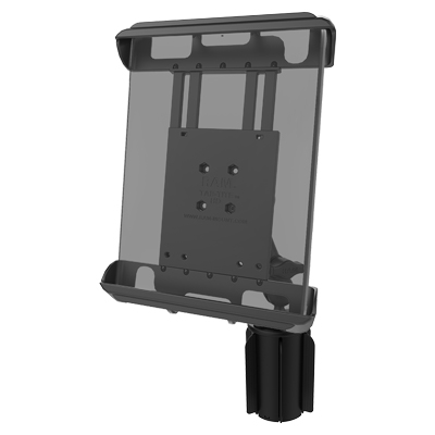 RAP-299-3-B-102-TAB8U - RAM Tab-Tite Tablet Holder with RAM-A-CAN II Cup Holder Mount