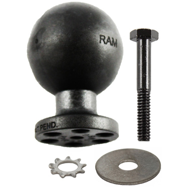 RAP-354U-ORC1 - RAM Ball Adapter for Orca Coolers