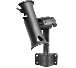 RAP-390-BU - RAM TUBE JR ROD HOLDER W/ BULK HEAD