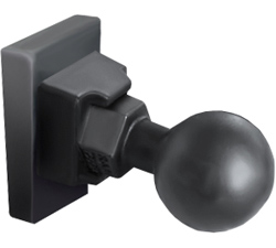 RAP-395W-BBU - RAM Wedge-Lock Ball Base for RAM Stack-N-Stow