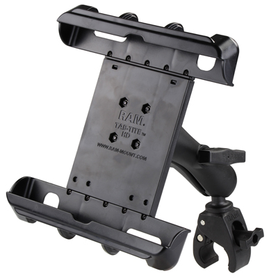 RAP-404-TAB17U - RAM Tab-Tite Large Tablet Mount with Medium RAM Tough-Claw