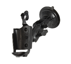 RAP-B-104-224-GA20U - RAM Twist-Lock Suction Mount for Garmin Rino 520, 520HCx, 530 & 530HCx