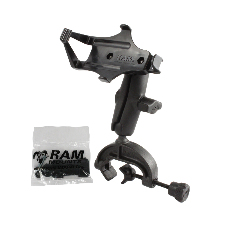 RAP-B-121-GA7U - RAM Composite Yoke Clamp Mount for Garmin GPSMAP 176, 396, 496 + More