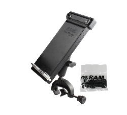 RAP-B-121-MP1U - UNPKD RAM YOKE MOUNT W/ MULTI PAD