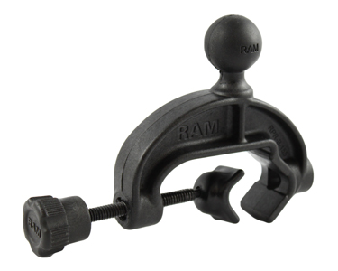 RAP-B-121BU - RAM Composite Yoke Clamp Ball Base