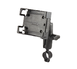 "RAP-B-149-PD1U - RAM Composite Double Ball 1"" Rail Mount with Universal PDA Holder"