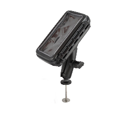 RAP-B-155-AQ2 - RAM Aqua Box Medium Device Mount with 5-Spot Base Adapter