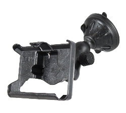RAP-B-166-2-GA26U - RAM Twist-Lock Low Profile Suction Mount for Garmin nuvi 710 + More