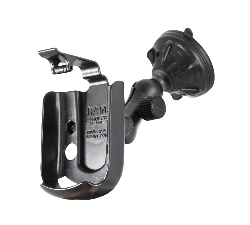RAP-B-166-2-SPO1 - RAM Twist-Lock Low Profile Suction Mount for SPOT Personal Tracker